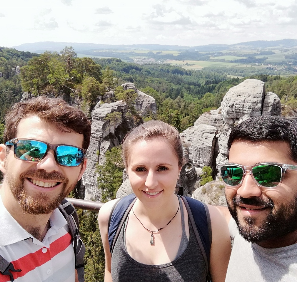 Hiking in Czech Paradise
