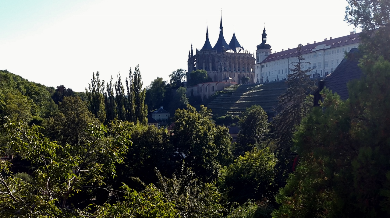 Panorama of Kutna Hora