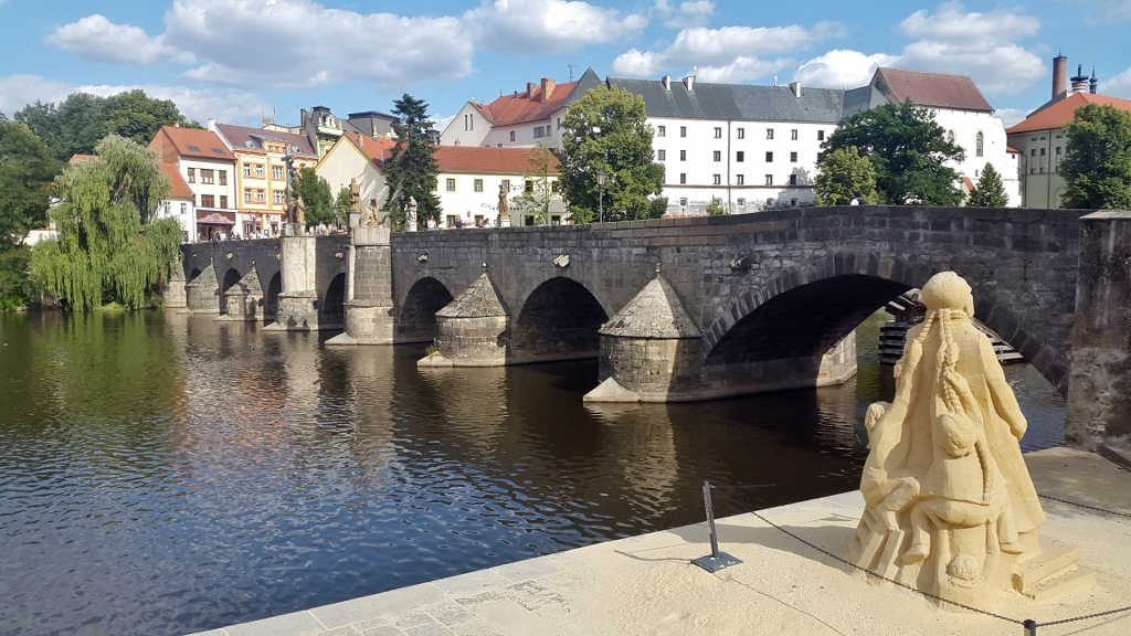 Písek, the oldest stone bridge in the Czech Republic (1024x576)